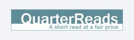 QuarterReads Logo