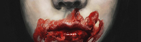 Bloody Mouth by Matteo Ascente